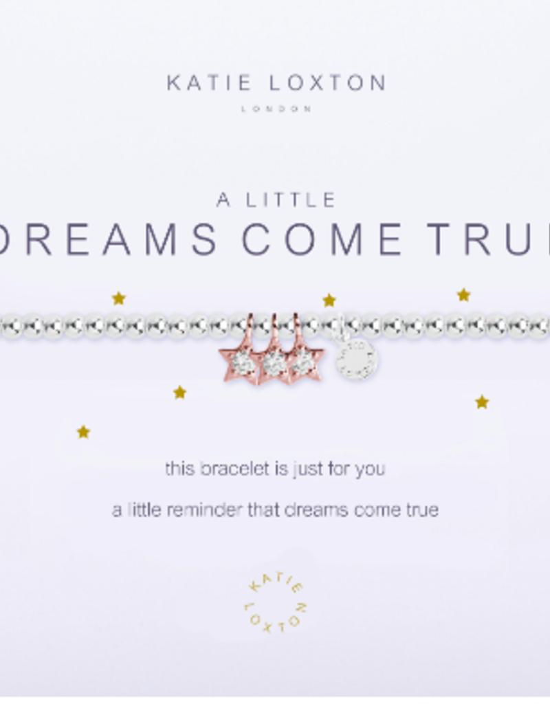 Katie Loxton a little Dreams Come True Bracelets