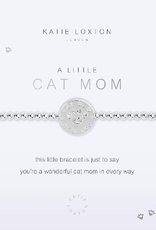 Katie Loxton a little Cat Mom Bracelet