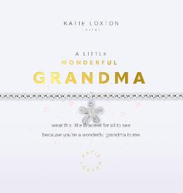 Katie Loxton a little Wonderful Grandma Bracelet