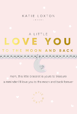 Katie Loxton a little Love You To The Moon and Back Bracelet