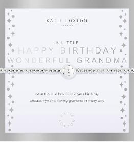 Katie Loxton a little Happy Wonderful Grandma