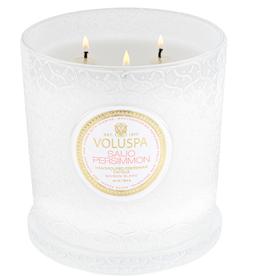 Voluspa Saijo Persimmon Luxe Candle - 30 oz