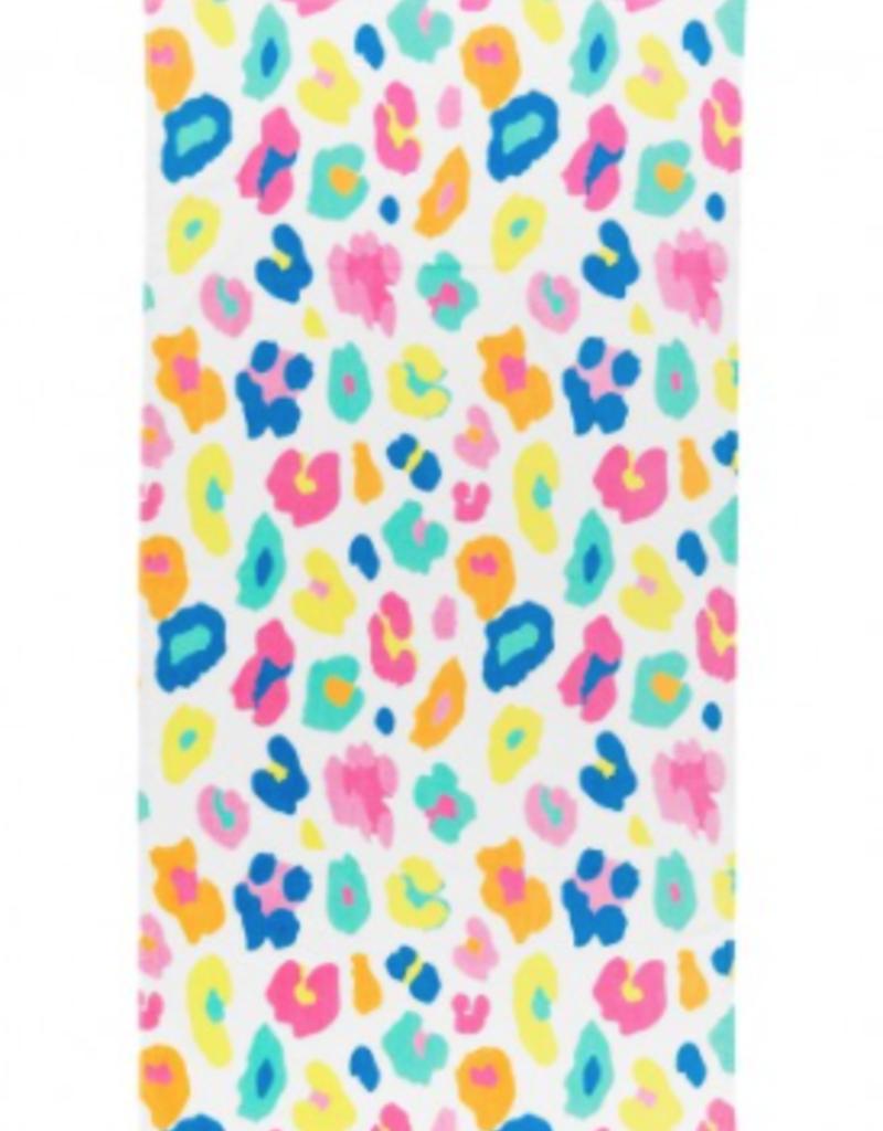 Fun Leopard Towel