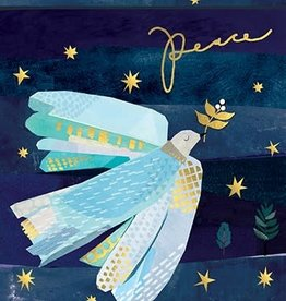 PEACE Angel Dove- Boxed Cards - Set of 8