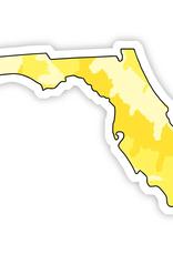 Florida Yellow Sticker