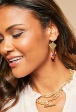 Spartina 449, LLC Shilow Earrings Pink