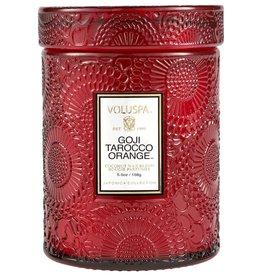 Voluspa Goji Tarocco Orange Candle - Small Jar 5.5oz