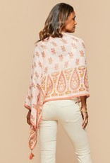 Spartina 449, LLC Topper Pink House French Floral