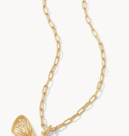 """Spartina 449, LLC Monarch Necklace 17"""" - White Opal"""