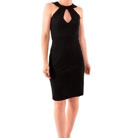 Gretchen Scott Designs Jersey Sublime Dress - Solid Black