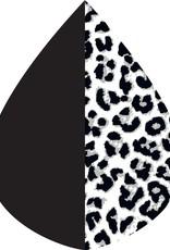 RainCaper - Black/White Animal Print