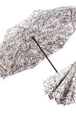 Reverse Open Umbrella - Tiffany Magnolia