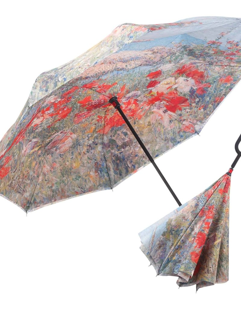 Reverse Open Umbrella - Hassam Celia's Garden