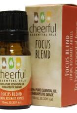 A Cheerful Giver Cheerful Essential Oil - Focus Blend