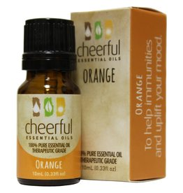 A Cheerful Giver Cheerful Essential Oil - Orange