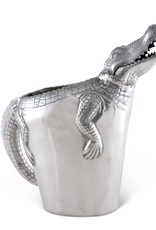 Arthur Court Alligator Pitcher
