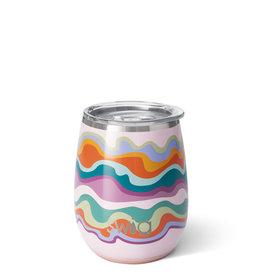 Swig Swig 14oz Stemless Cup - Sand Art