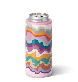 Swig Swig 12oz Skinny Can Cooler - Sand Art
