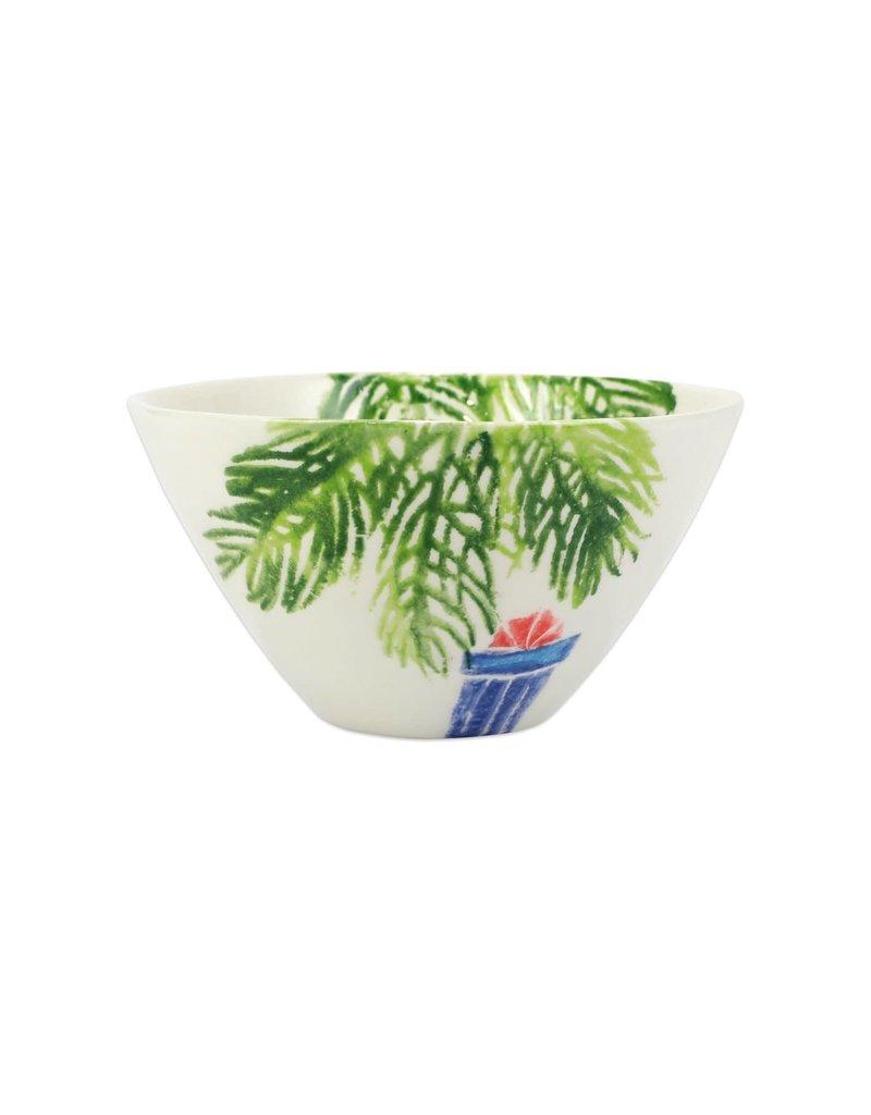 Vietri Nutcracker Cereal Bowl - Cane
