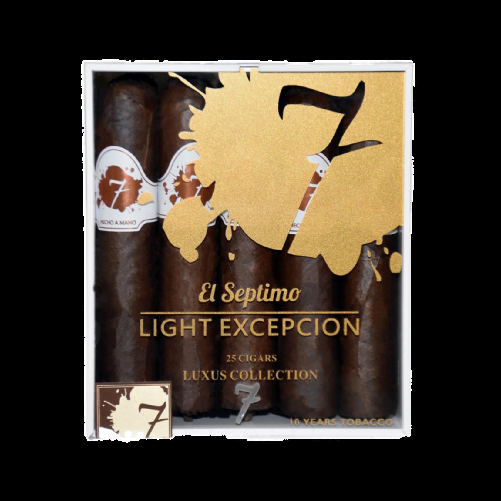 El Septimo Cigars Excepcion White