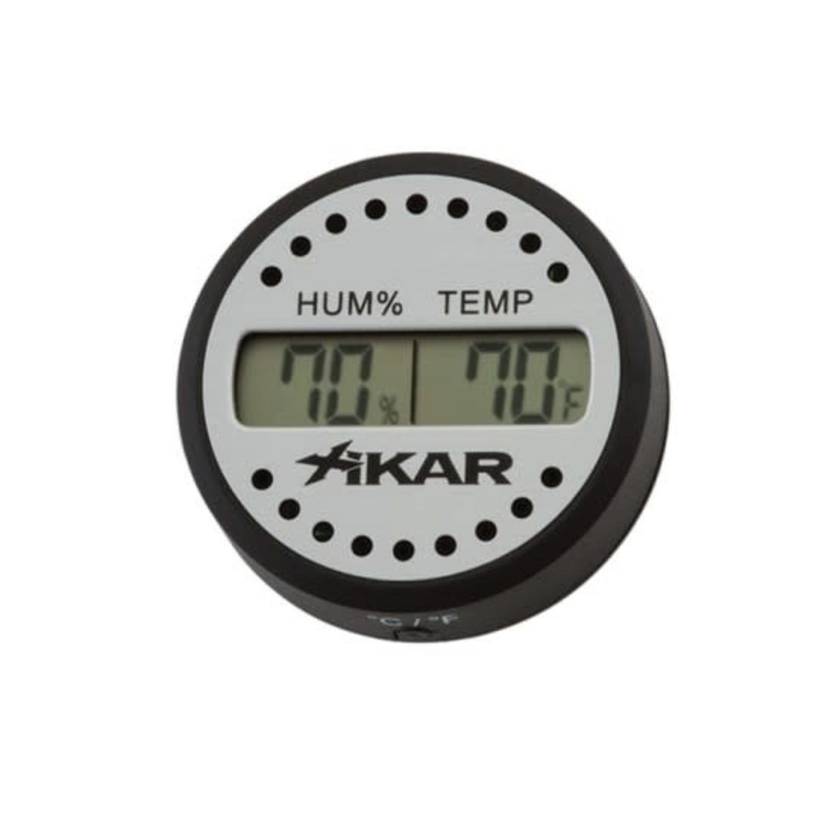 Xikar PuroTemp Digital Hygrometer