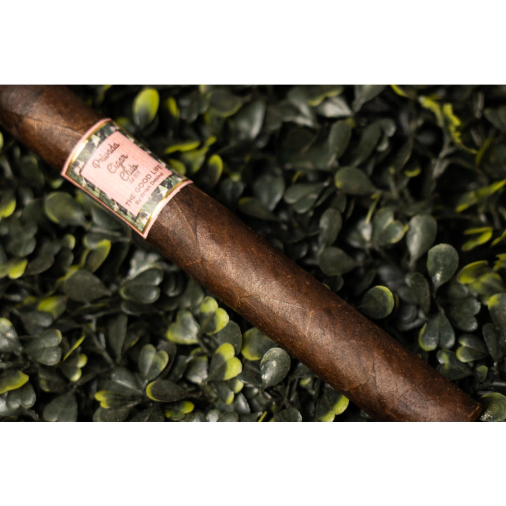 Privada Cigar Club The Good Life by Brian Desind (J.C. Newman)