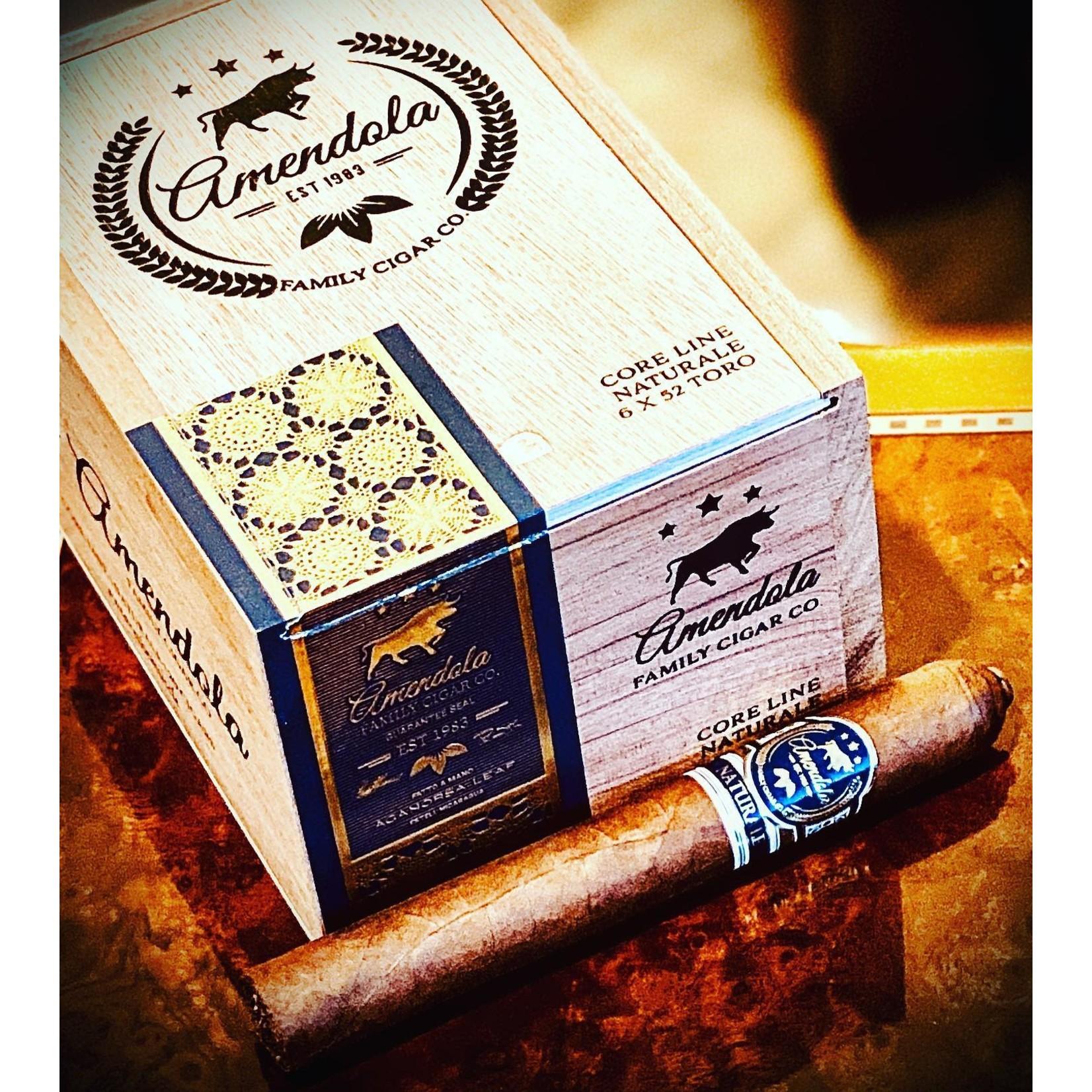 Amendola Family Cigars Naturale