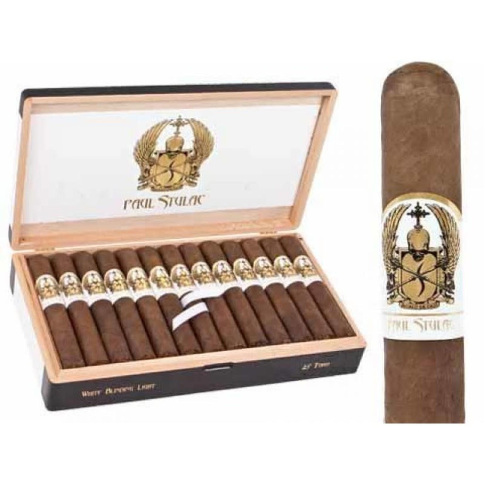 Paul Stulac Cigars White Blinding Light