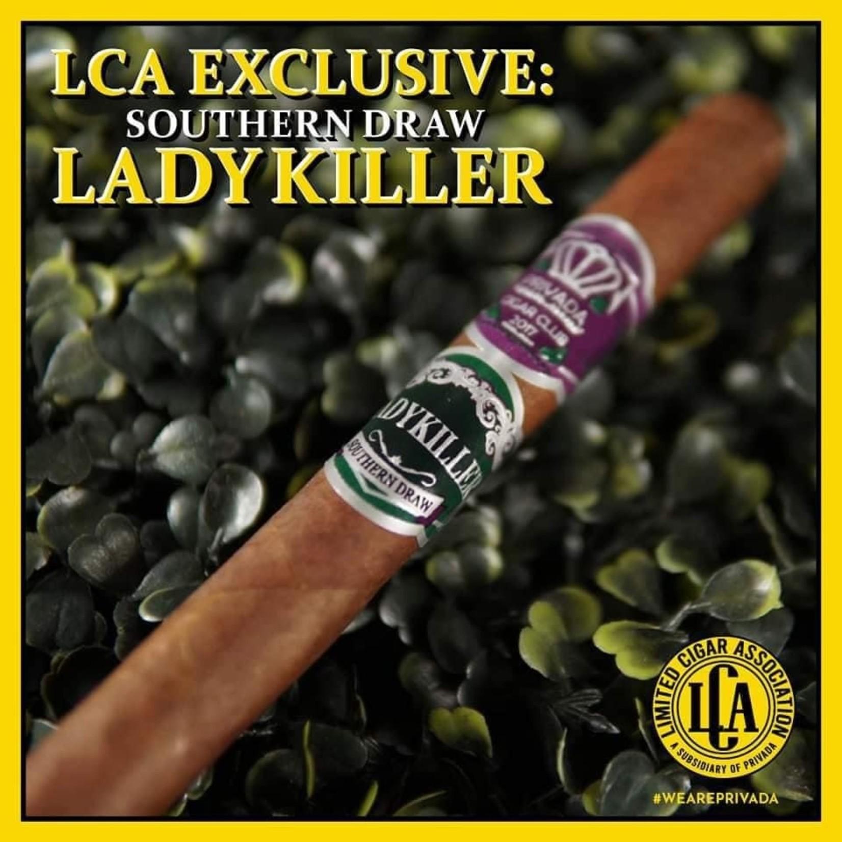 Limited Cigar Association Lady Killer by Southern Draw