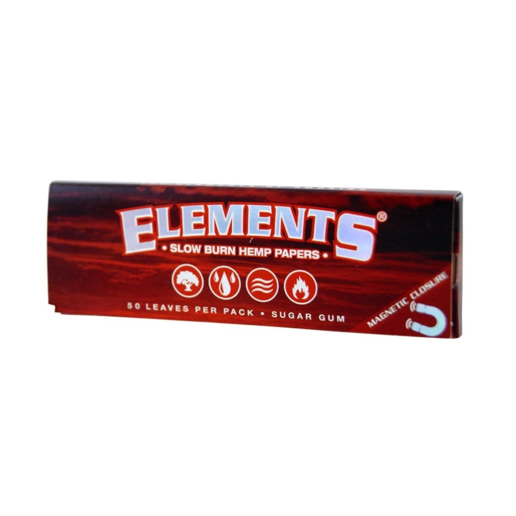 ELEMENTS ELEMENTS RED 1 1/4