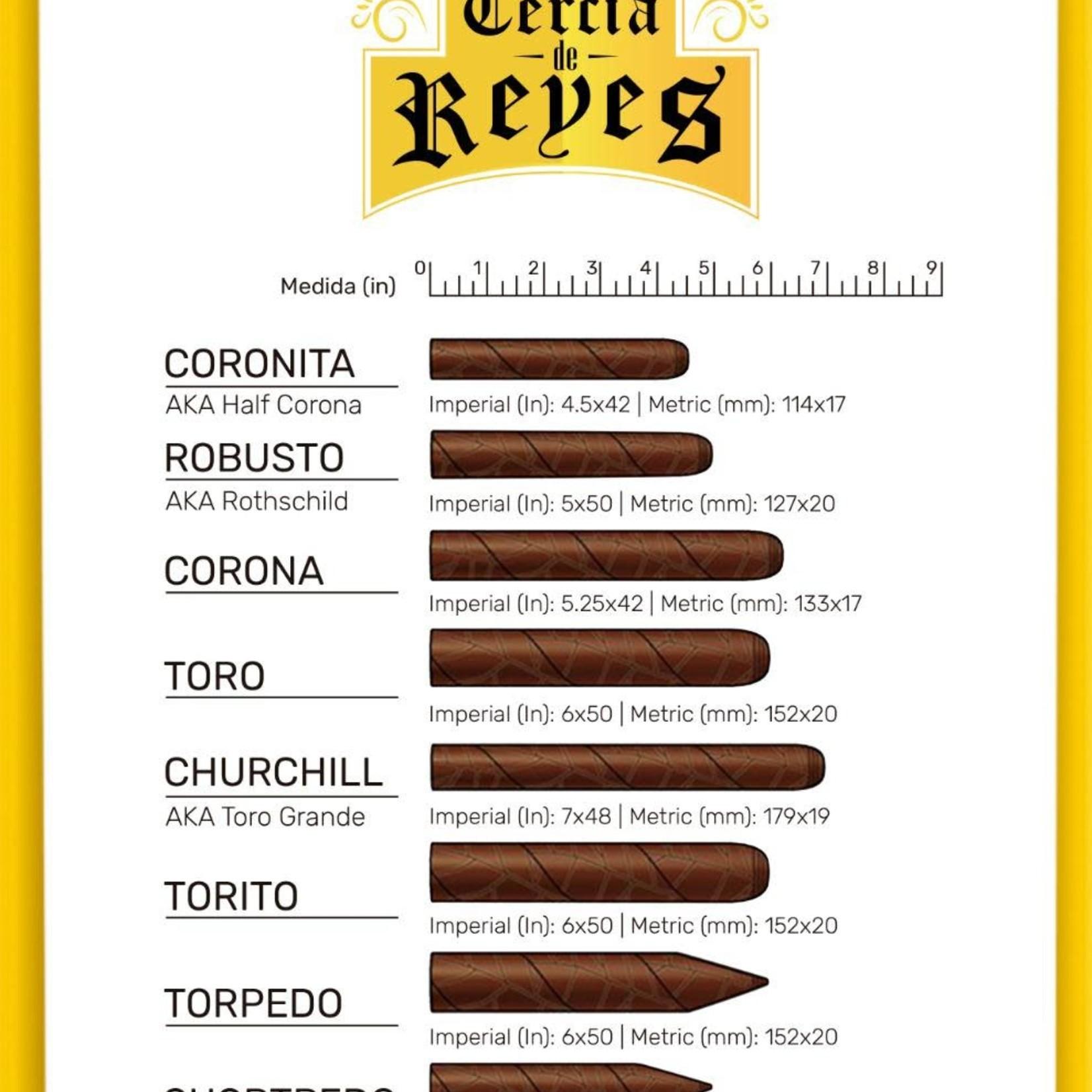 TERCIA DE REYES TERCIA DE REYES ROBUSTO