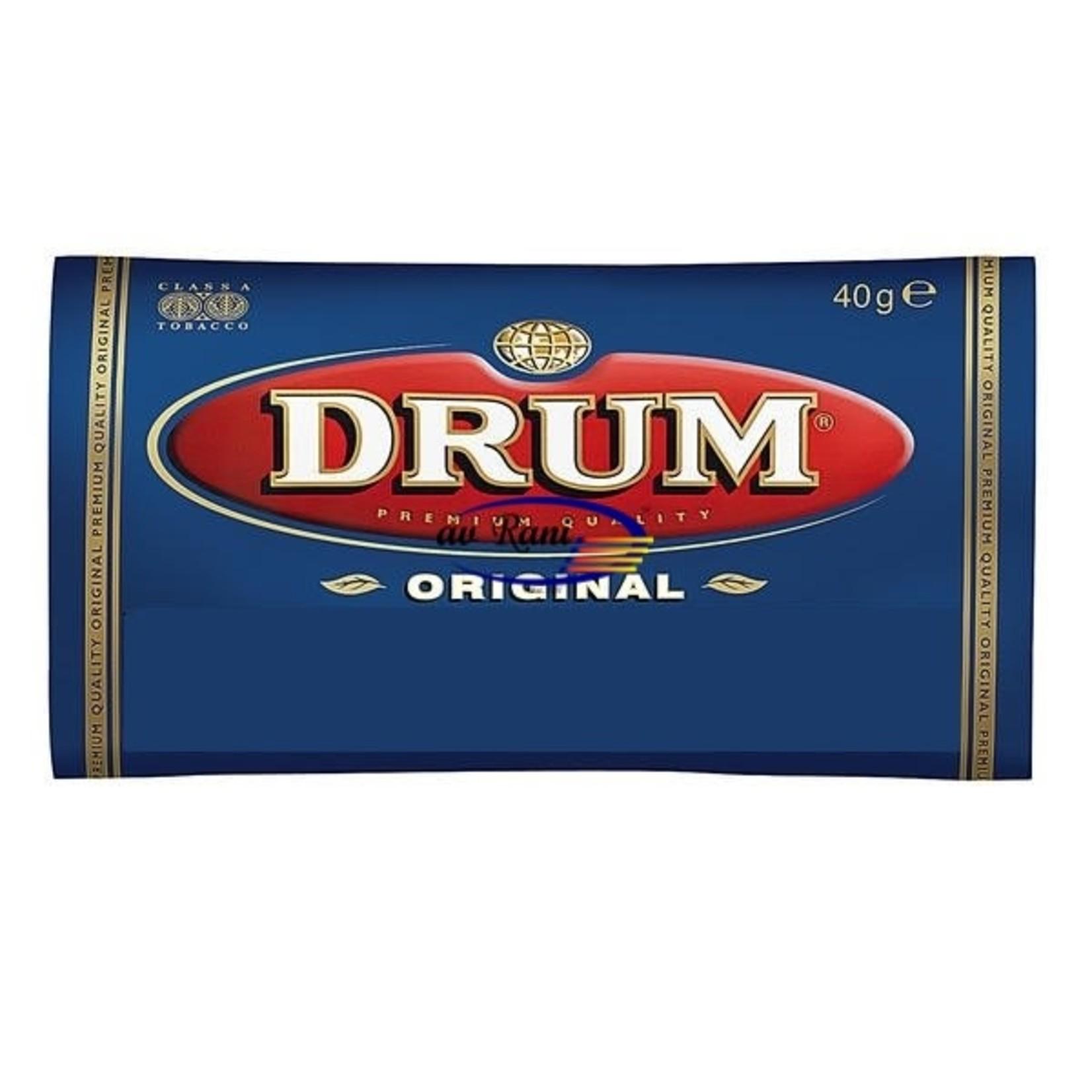 DRUM DRUM POUCHES