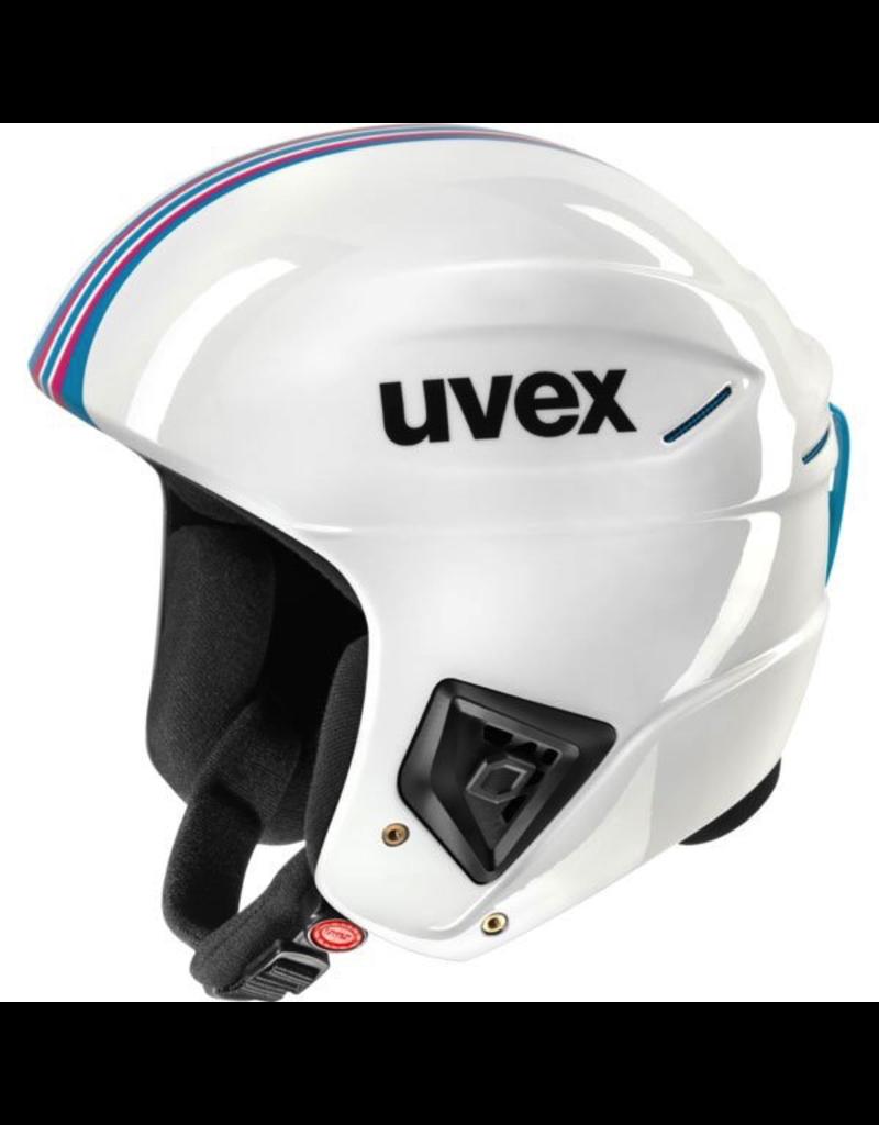 UVEX UVEX SKI HELMET RACE+ WHITE-PINK