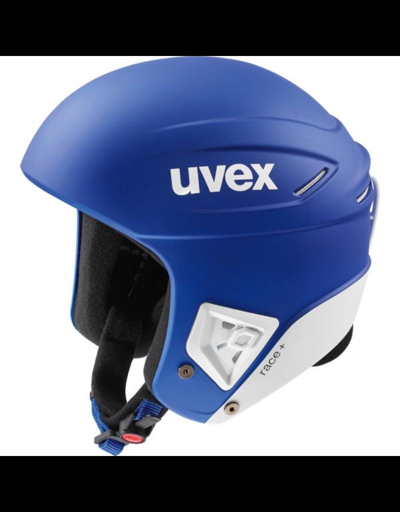 UVEX UVEX SKI HELMET RACE+ FIS COBALT-WHITE MATTE