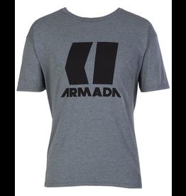 ARMADA ARMADA T-SHIRT ICON TEE GREY