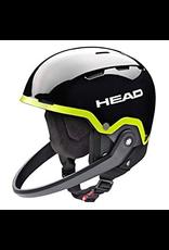 HEAD/TYROLIA HEAD SKI HELMET TEAM SL BLACK/LIME