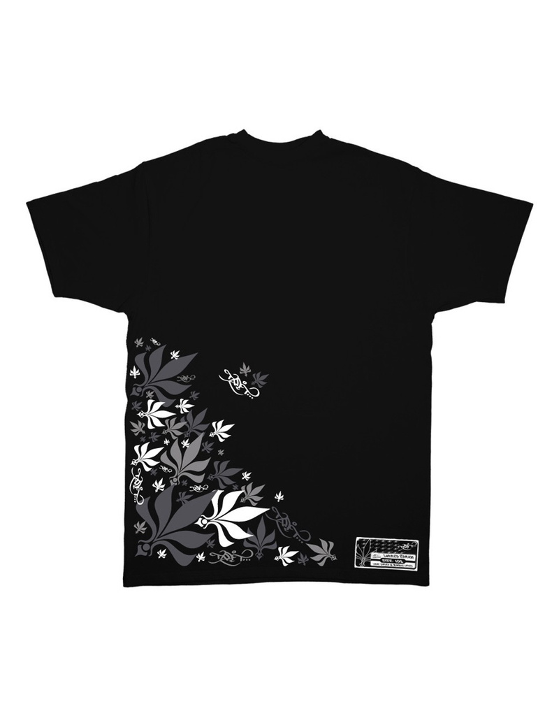 TALL T PRODUCTIONS TALL T PRODUCTION THROWBACK LEAF BLACK/GREY
