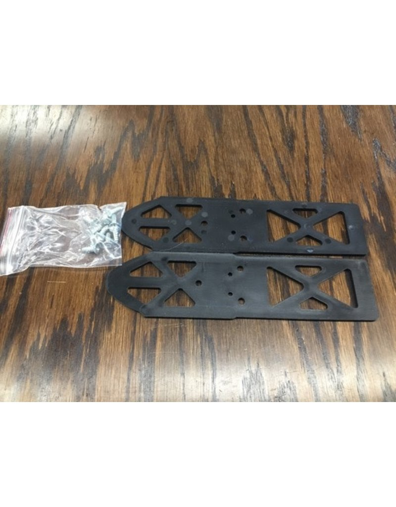 ATOMIC ATOMIC DISTANCE PLATE 4MM FRONT