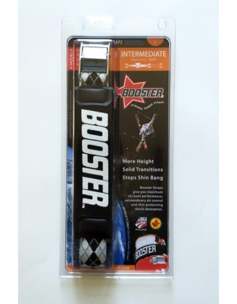 BOOSTER STRAPS BOOSTER STRAP INTERMEDIATE (DOUBLE)