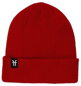 FACTION FACTION BEANIE FISHERMAN BEANIE RED OS