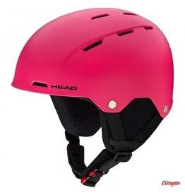 HEAD/TYROLIA HEAD SKI HELMET TAYLOR PINK XS/S, 52-55 (NEW)
