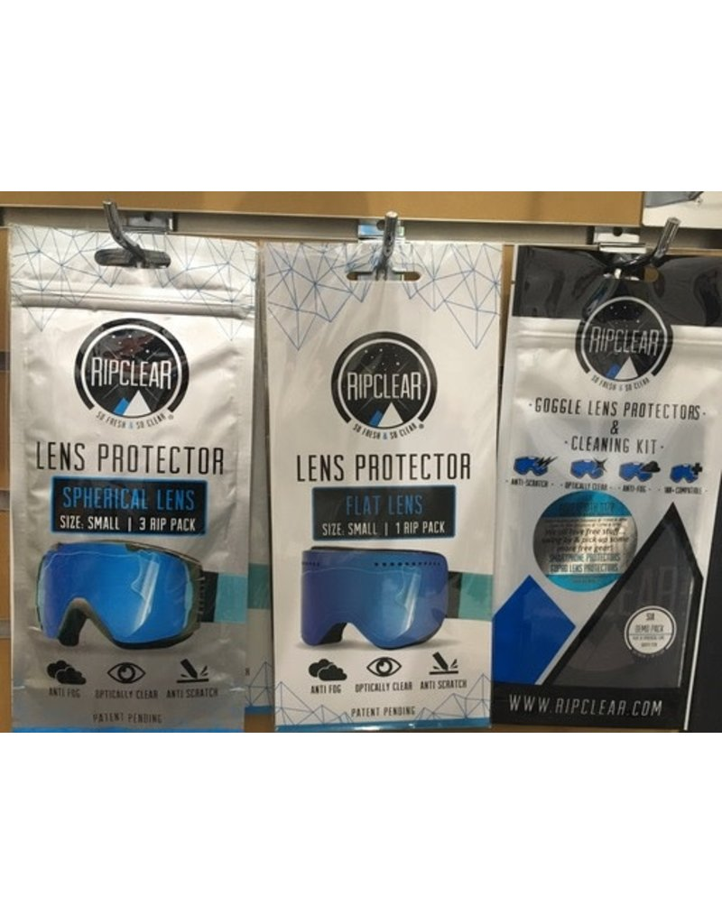 RIP CLEAR RIPCLEAR LENS PROTECTORS SINGLE PACK