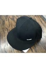 UVEX UVEX HAT BLACK WHITE LOGO