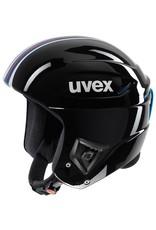 UVEX UVEX SKI HELMET RACE+ BLACK-PINK