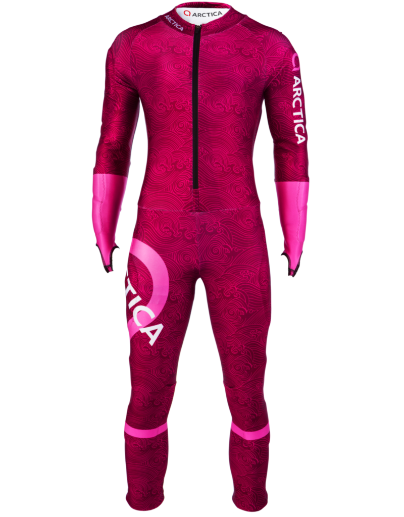 ARCTICA RACE SUIT YOUTH TSUNAMI GS SPEED ROSE