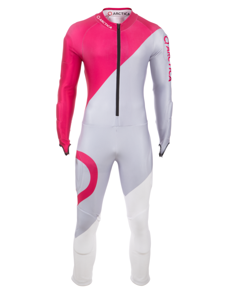 ARCTICA RACE SUIT YOUTH PINNACLE GS SPEED RASPBERRY