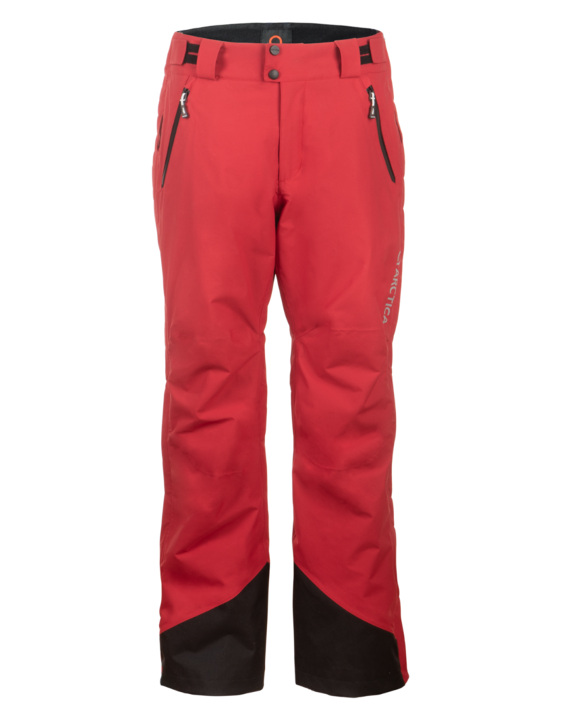 ARCTICA SKI PANT ADULT SIDE ZIP PANT 2.0 DEEP RED