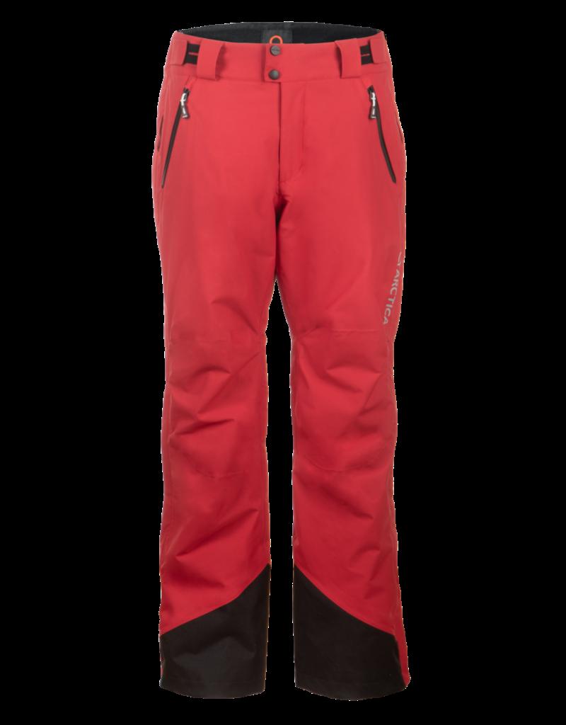 ARCTICA SKI PANT YOUTH SIDE ZIP PANT 2.0 DEEP RED