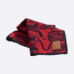 Kanata Blanket Company Dream Time Wool Blanket (Haida Pattern)