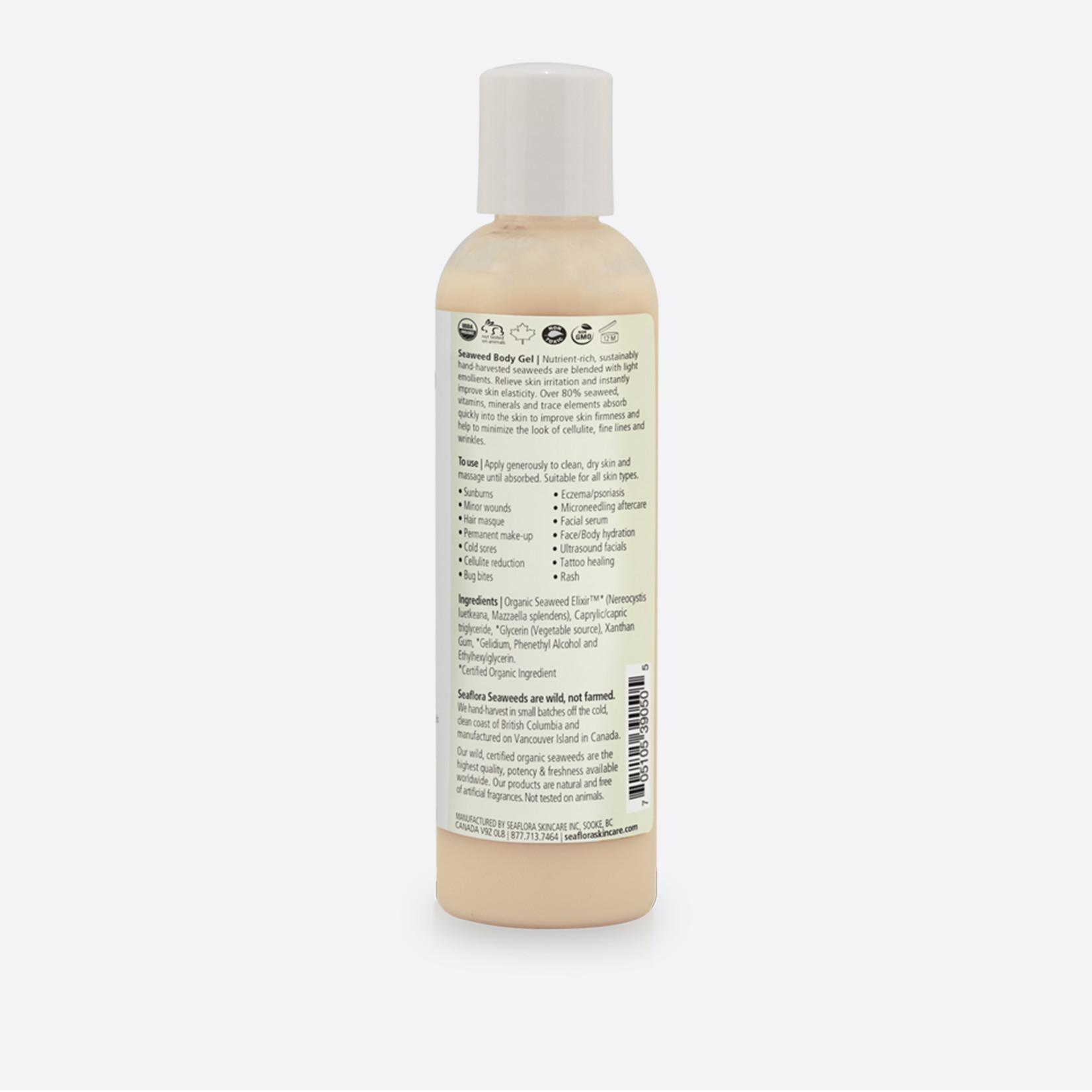 Seaflora Skincare Seaweed Body Gel